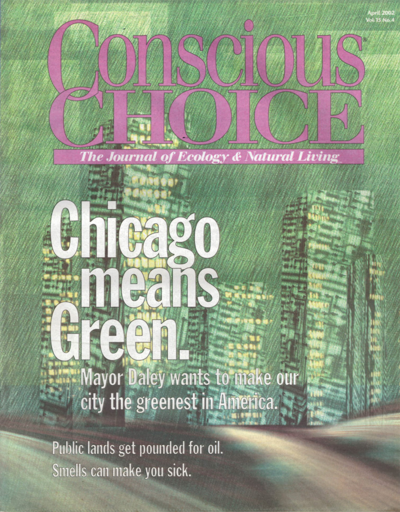 Conscious Choice, April '02