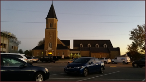 St. Joseph's Church in Conway, Ark.